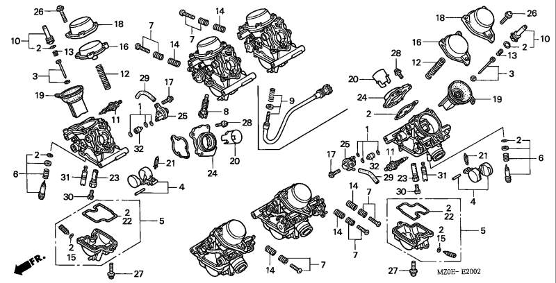 question about redeye carb rebuild kit UPDATE