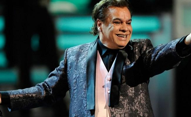 Juan Gabriel Mexican Superstar Singer Dead At 66