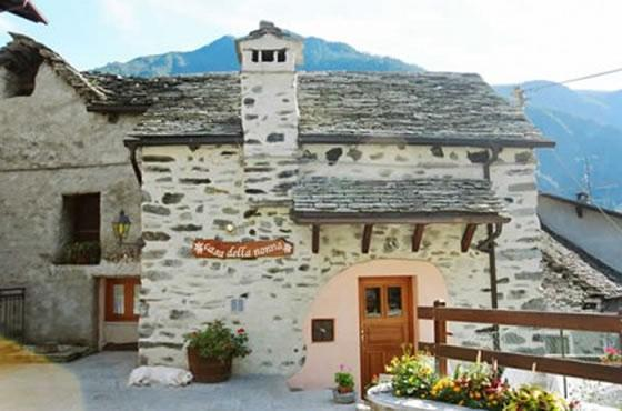 Bed and breakfast Valle Antrona