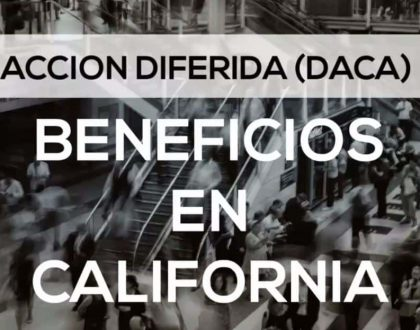 Beneficios en California de la Accion Diferida