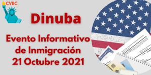 Evento Informativo de Inmigración en Dinuba 21 October