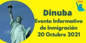 Evento Informativo de Inmigración en Dinuba 20 October