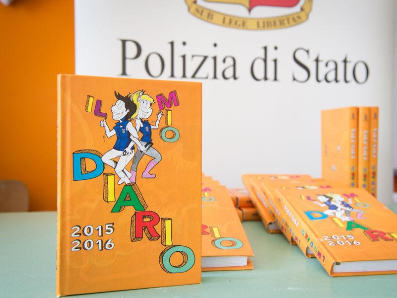 SCUOLA Diario della Polizia per ricordare la legalit agli studenti valdostani