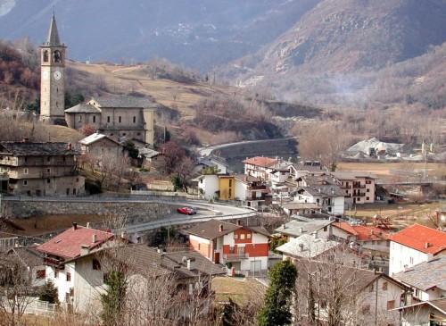 Incendio boschivo a Montjovet  Valledaostaglocalit