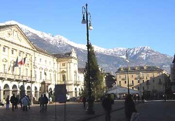 Piazza di Aosta