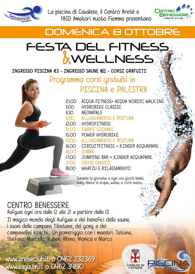 Open Day alla piscina di Cavalese domenica 8 ottobre  Fiemme  Notizie eventi e attivit
