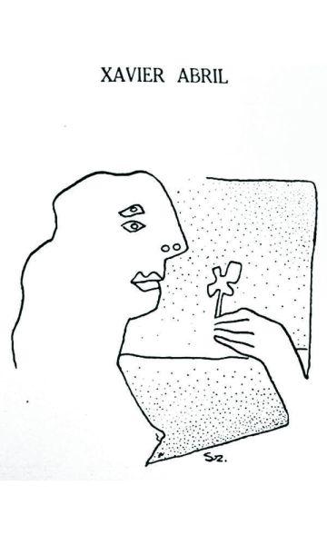 dibujo de xv szyszlo