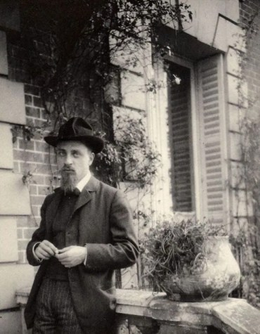 Rainer Maria Rilke, 1906