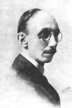 Enrique Bustamante y Ballivián.