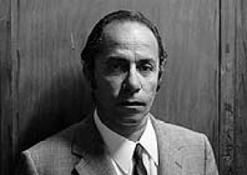 """El poeta Romualdo. C. 1960 Crédito de la foto """"Caretas"""" 2008."""