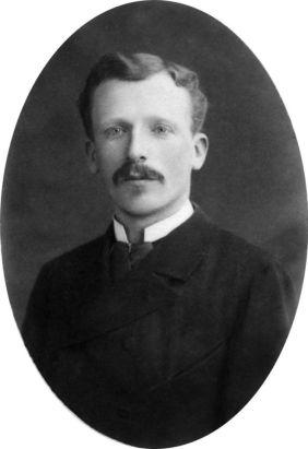 "Theodoro ""Theo"" van Gogh, hermano y marchand del famoso pintor holandés. 1888"