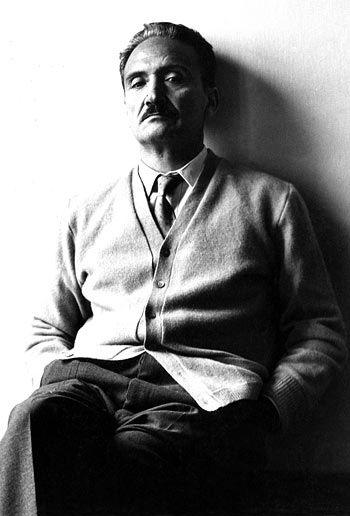 El narrador, poeta, ensayísta José María Arguedas.