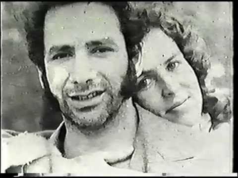 El poeta Luis Hernández Camarero y Betty Adler.