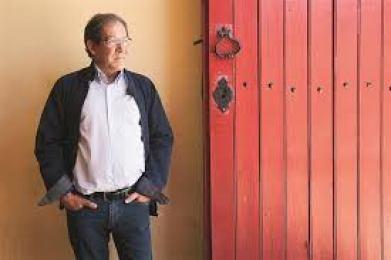 O poeta Nuno Júdice