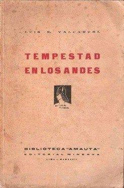 Tempestad En Los Andes Luis E Valcarcel Pdf