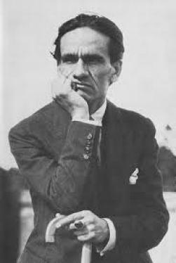 El poeta César Vallejo Mendoza