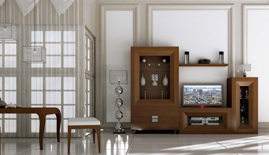 Muebles de saln modernos  Muebles Vallejo
