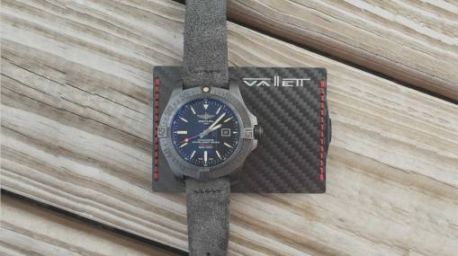 vallett wallet matches any watch