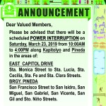 Power Interruption (March 23, 2019)_FOR POSTING