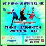 SUMMER SPORTS CLINIC 2019