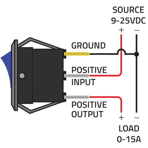 lighted rocker switch wiring  pietrodavicoit diodetribute