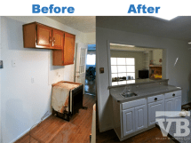 Mobile Home Remodeling Ideas Before and After