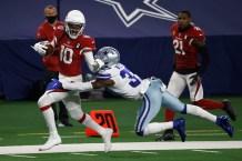 Cowboys Waive 2 Players Following Blowout Loss to Cardinals