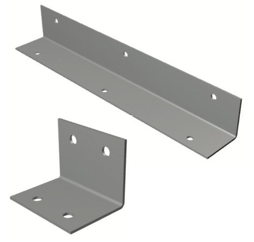 angle mounting brackets