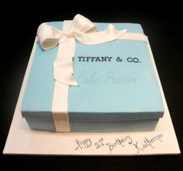 B250 Tiffany Box