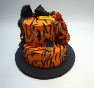 B351 Tiger the Tiger