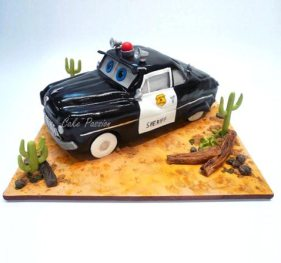 CB148 Sheriff from Cars
