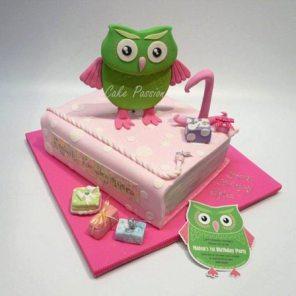 CB150 Owl n Invitation