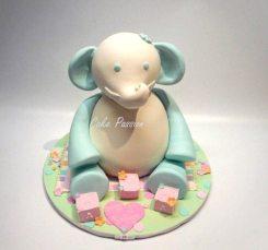 CB156 Baby Elephant