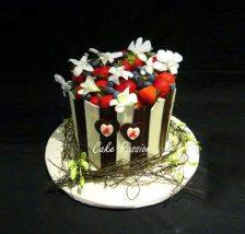 EN001 Fresh Flowers & berries