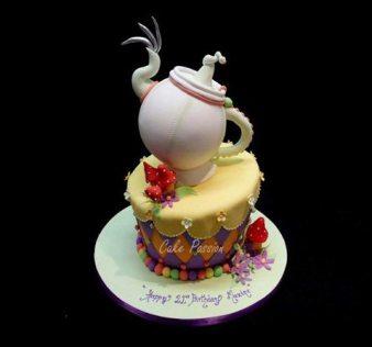 MH011 Teapot