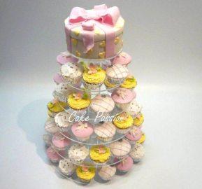 W637 Wedding Cupcakes @ Hyatt