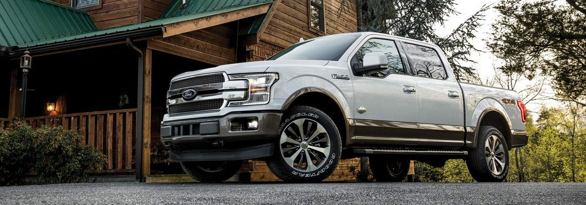 2018 Ford F-150 at Valley Ford Sales