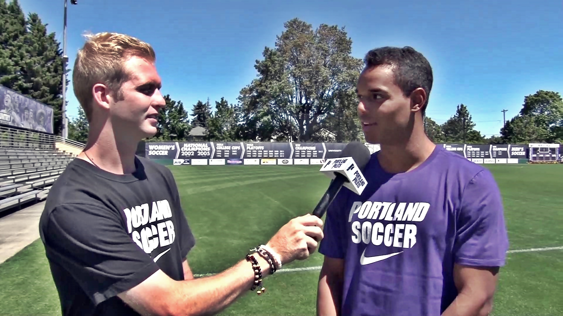 Lionel Mills Tells All About His Freshman Year at the University of Portland