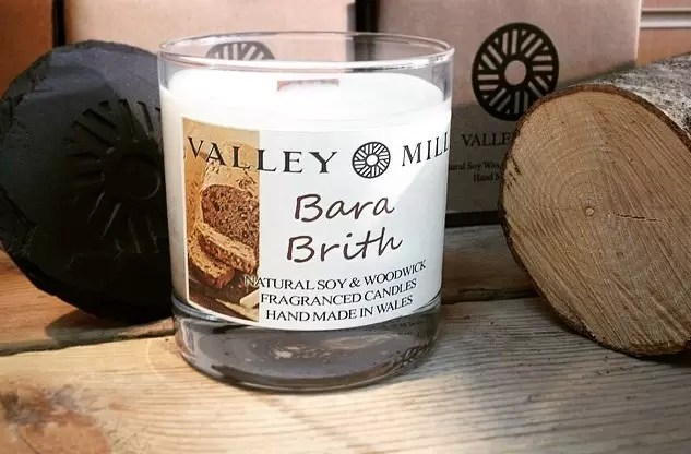 Bara Brith Candle