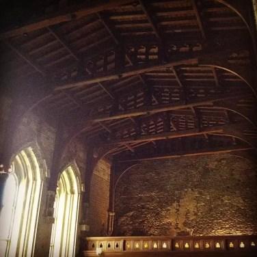 Castle ceiling