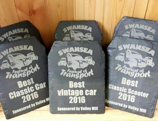 Swansea Festival Trophies