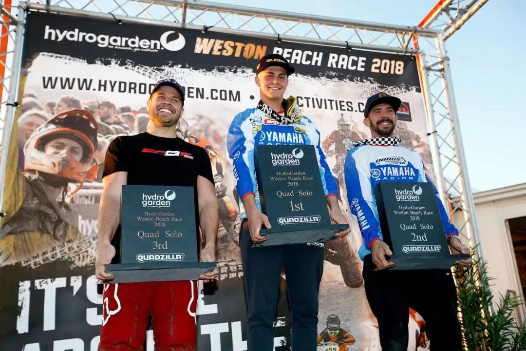 Hydrogarden Weston Beach Race Trophy