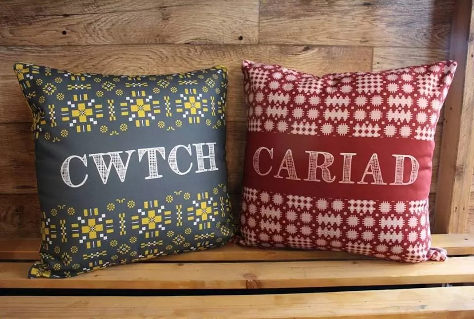 Welsh Tapestry Cushions