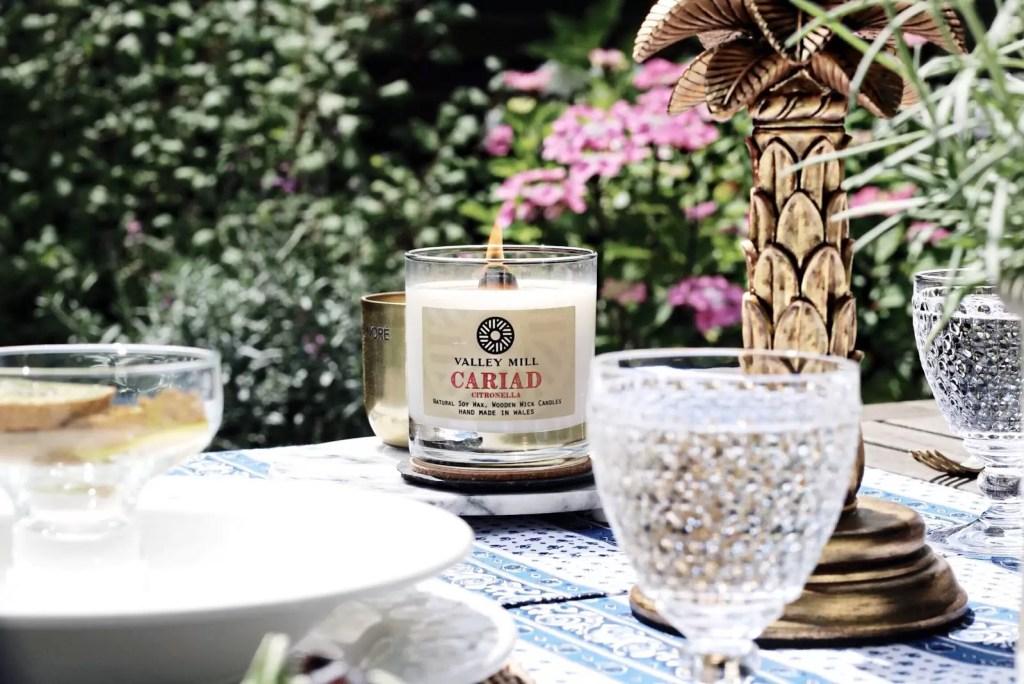 Cariad Citronella Candle