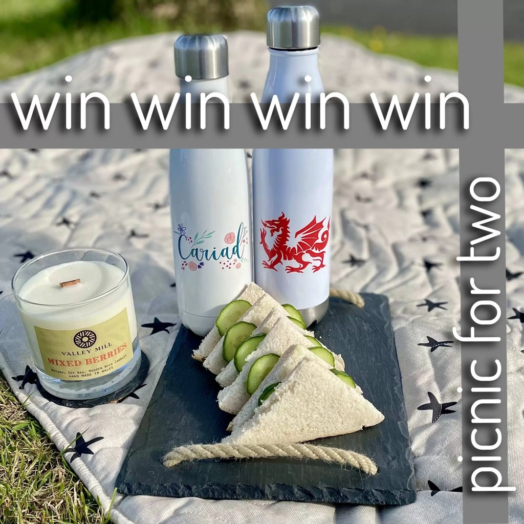 It's your chance to win a Picnic for Two set from Valley Mill
