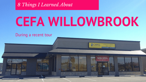 8 things I learned about CEFA Willowbrook during a recent tour