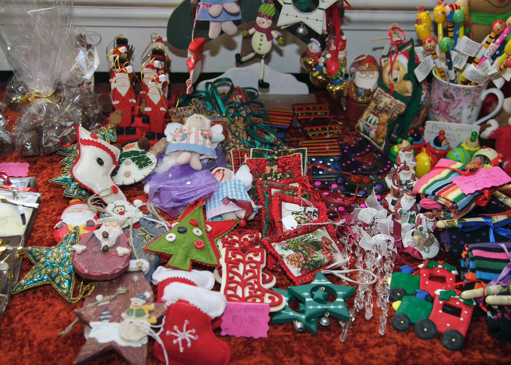 Ultimate guide to christmas craft fairs in the fraser for Country christmas craft show