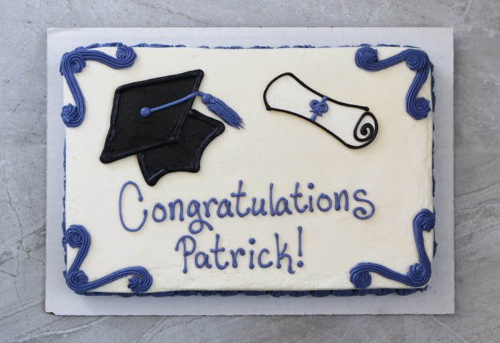 Birthday Graduation And Other Cakes Made From Scratch Valley