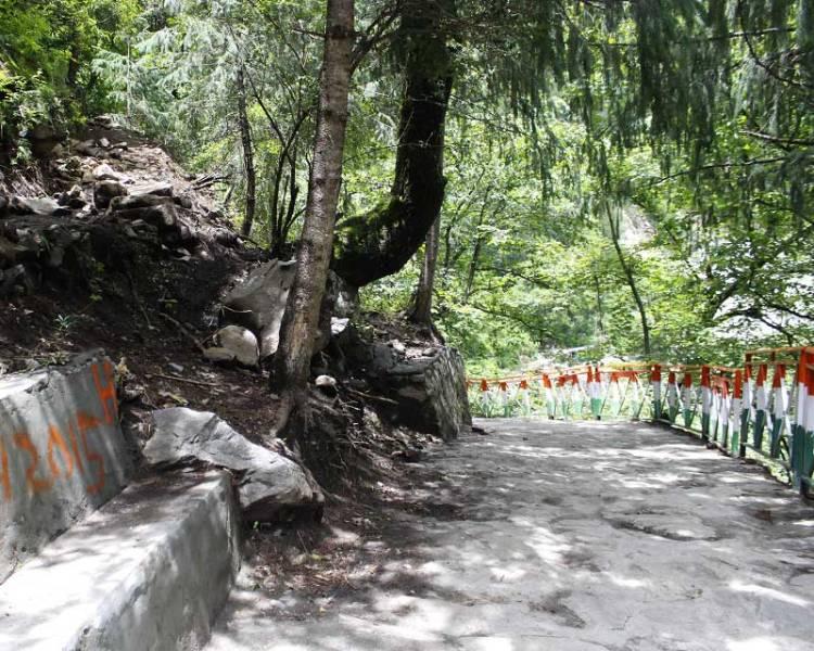 Govindghat to Ghangaria trek