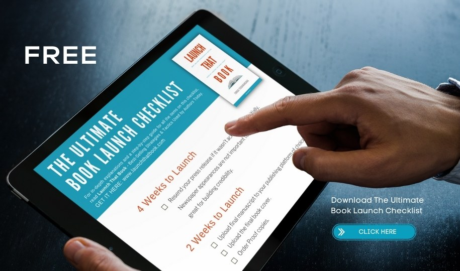 Download The Ultimate Book Launch Checklist